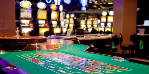 Oklahoma Golf and Casinos