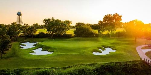 Jimmie Austin University of Oklahoma Golf Course