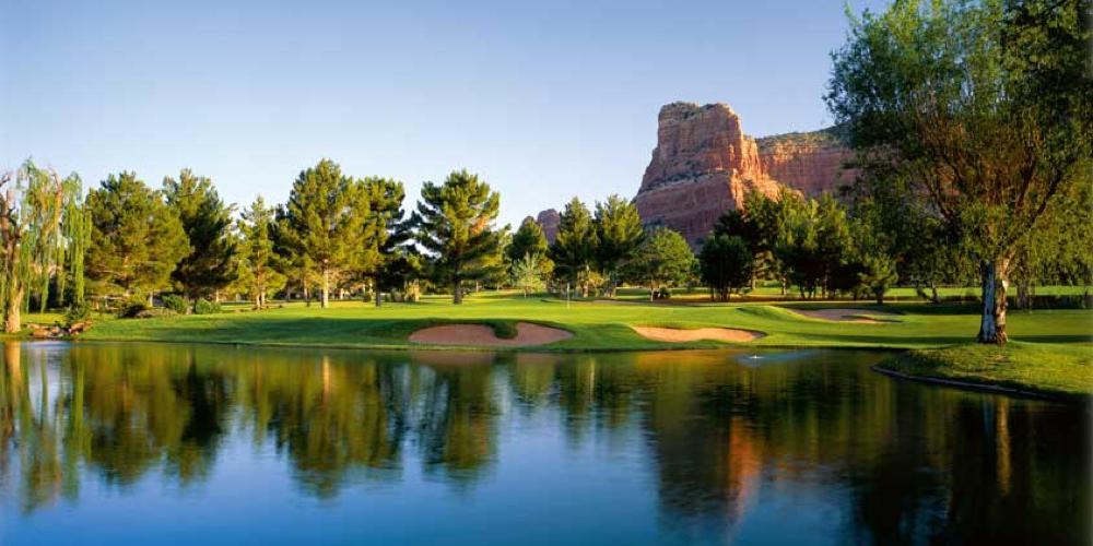 Escape to Sedona, Arizona and Oakcreek Country Club